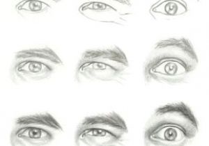 Drawing Eyes Loomis Pin by the Three Doors Of Artistic Design On Eyes and Noses