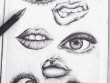Drawing Eyes Nose Lips Cool and Creative Zeichnung Ideen Fur Jugendliche Creative Ideen