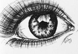 Drawing Eyes Pen Pen Eye Life Draw Art Drawings Art
