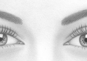 Drawing Eyes that Follow You How to Draw A Pair Of Realistic Eyes Rapidfireart