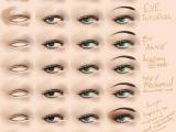 Drawing Eyes Tutorial Deviantart Human Digital Painting Tutorial Megathread Se7ensins Gaming Community