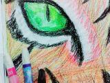Drawing Eyes Using Oil Pastels Loin Eye Oil Pastel Drawing My Art Work Pinterest Oil Pastel
