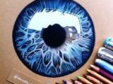 Drawing Eyes with Colored Pencils 157 Best Colored Pencil Blending Images In 2019 Colouring Pencils