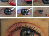 Drawing Eyes with Colored Pencils An Ultra Realistic Eye Drawn Using Just Pencils Inspiring Art