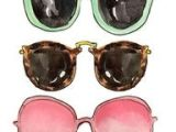 Drawing Eyes with Glasses 157 Best Cartoons Fashion Drawings Images Glasses Eyes Eye Glasses
