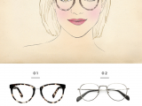 Drawing Eyes with Glasses the Best Glasses for All Face Shapes Ka Nh Mao T Pinterest Face