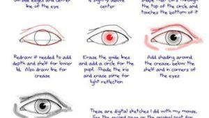Drawing Eyes Worksheet Tee S Tips On Drawing Eyes Tutorials Drawings Art Drawings