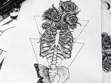Drawing Flower Gun Pin by Mace On Tattoos Pinterest Tattoo