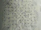 Drawing Flower Rangoli 389 Best Pencil Drawings Images Beautiful Rangoli Designs Color