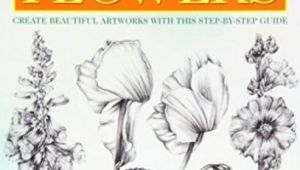 Drawing Flowers by Jill Winch Jill Winch Drawing Flowers 7647464916 Allegro Pl Wia Cej Nia Aukcje