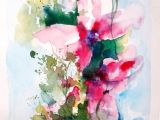 Drawing Flowers In Watercolor the Best 30 Drawing Of Flower Fabio Bortolani