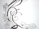 Drawing Flowers On A Vine 45 Beautiful Flower Drawings and Realistic Color Pencil Drawings