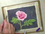 Drawing Flowers Pastels Improve Your Pastel Art with A Few soft Pastels Youtube Pastel