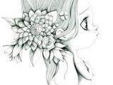 Drawing Flowers Unconsciously Die 73 Besten Bilder Von Malen Paintings Pencil Drawings Und Sketches