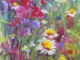 Drawing Flowers with Pastels Pastel Painting Flowers Kem Studios Pastel Art Pinterest