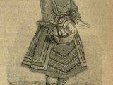 Drawing for 7 Years Old Girl Ubranie Dla Dziewczynki 4 7 Lat 1871 Dress for A 4 7
