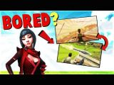 Drawing fortnite Things 9 Things to Do if You Re Bored In fortnite Battle Royale Tips and