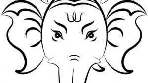 Drawing Ganpati Easy Way A A A A A Ganesh Pinterest Ganesha Ganesh and