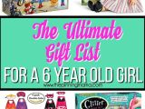 Drawing Gift Ideas for 6 Year Old the Ultimate Gift List for A 6 Year Old Girl the Pinning Mama