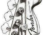 Drawing Girl Playing Guitar 18 Best Guitar Sketch Images Guitar Drawing Guitar Sketch Drawings