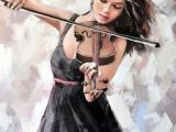 Drawing Girl Playing Violin 269 Best the Violinist In Art Images In 2019 Art Music Music