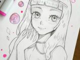 Drawing Girl Princess Princess Bubblegum by Larienne Deviantart Com On Deviantart C