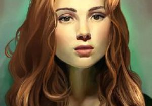 Drawing Girl Red Hair 290 Best Red Head Characters Images Character Art Character