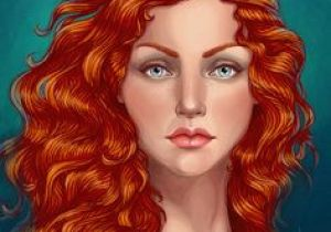 Drawing Girl Red Hair 301 Best A I Freckles Red Haira Images Drawings Illustrations