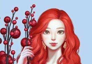 Drawing Girl Red Hair Pin by Nona U U U O C On Photo In 2019 Pinterest Drawings Art