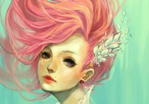 Drawing Girl Red Hair Tattoos Red Hair Red Redhead Red Head Copper Copper top