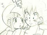 Drawing Goku Eye Goku and Chichia Goku and Chichia Goku Goku Chichi son Goku