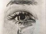 Drawing Guy Eye Crying Eye Sketch Drawing Pinterest Drawings Eye Sketch and