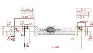 Drawing H Beam Brand New H Beam Connecting Rods for Fiat 500 Abarth Punto 1 4l T