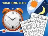 Drawing Hands Clock Worksheet Practice Tellingtime with Fun Activities From