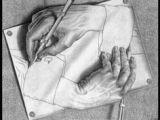 Drawing Hands Escher 1948 38 Best M C Eisher Art Images Drawings Draw Abstract Art