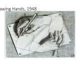 Drawing Hands Escher 1948 Fiu Summer 2017 Professor Lacayo Ppt Download
