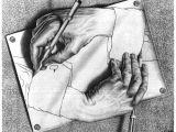 Drawing Hands Escher 1948 Pin by Darlene Knoll On Whimsy Pinterest Drawings Escher