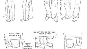 Drawing Hands In Pockets Hands In Pockets by Dersketchie Deviantart Com On Deviantart