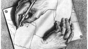 Drawing Hands Lithograph Pin by Darlene Knoll On Whimsy Pinterest Drawings Escher