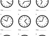 Drawing Hands On A Clock Year 2 Clock Worksheets Grade 3 Free Time Worksheets for Kids Xugerfo