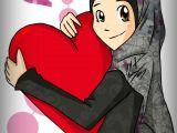 Drawing Heart Animation Big Heart D by Madimar Deviantart Com On Deviantart Muslim Anime