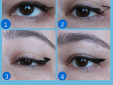 Drawing Hooded Eyes Graphic Winged Eyeliner for Hooded Eyes Eye Makeup Eyeliner for