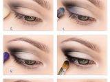Drawing Hooded Eyes top 10 Simple Smokey Eye Makeup Tutorials for Green Eyes Hair and