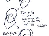 Drawing Hoods Hoods Art Reference by Talon Rune From Silly Chicken Scratch On