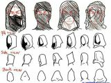 Drawing Hoods How to Draw A Hood Mask Text How to Draw Manga Anime How to Draw