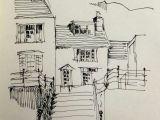 Drawing Houses Tumblr Pin by Michael King On Drawing 9 Arte Pintura Y Dibujo Croquis