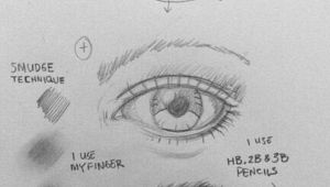 Drawing Human Eye Step by Step How to Draw An Eye 25 Best Tutorials to Follow the Everything