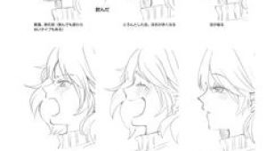 Drawing Human Eyes From the Side Manga Eyes Side View Anime and Manga Drawing Drawings Manga