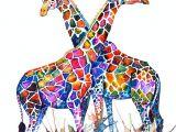 Drawing Ideas Giraffe Giraffes Painting Drawing Ideas Pinterest Gemalde Malerei Und