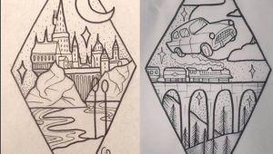 Drawing Ideas Harry Potter Harry Potter Tattoo Ideas Tattoos Pinterest